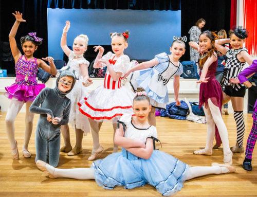 Eisteddfod Dancing Program
